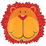 Lion Balloon, Animal Balloon Shaped like Lion's Head, Health Care Stuffs
