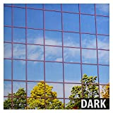 Geo Window Film Highly Reflective 36'' X 15' - Dark