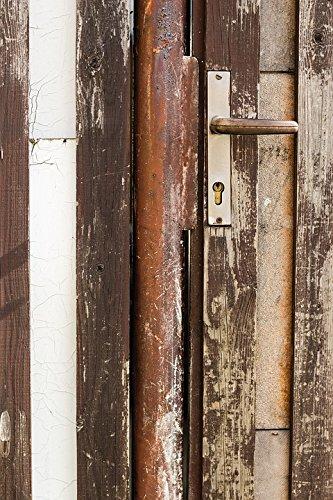 Home Comforts LAMINATED POSTER Travel Door Path Open Handle