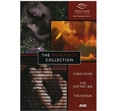 Amazon Com Better Sex Video Romance Collection Cabin Fever The Hottest Bid The Voyeur 3 Erotic Fims On 1 Dvd Belinda Farrell Judd Dunning Gwen Somers Dennis Mathews Lenore Andriel Tracy Miller
