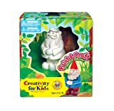 "Faber Castell Creativity For Kids ""Paints and Craft Plaster Gnome"""
