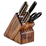 Wusthof 8872 Knife Block Set, Silver