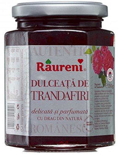 Rose Preserve - RAURENI ROSE PETALS PRESERVE 350g