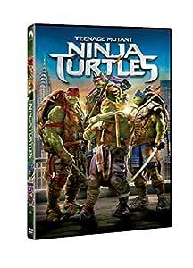 Ninja Turtles [DVD]: Amazon.es: Megan Fox, Alan Ritchson ...