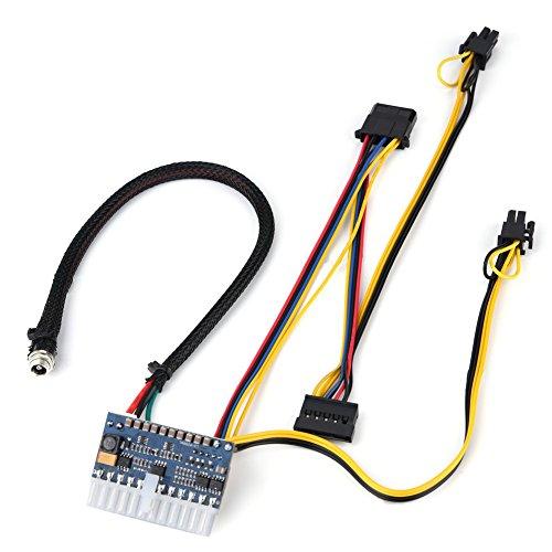 Price comparison product image Richer-R PC Power Supply Module, 24Pin DC ATX/MINI/ITX PSU 12V DC Input 250W Output Switch Power Supply Module for PC