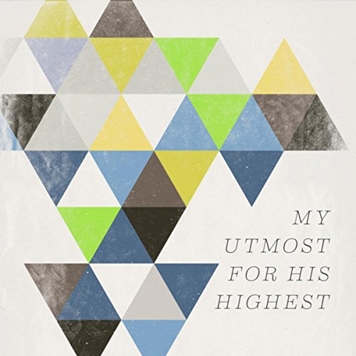 My Utmost For His Highest Album Cover