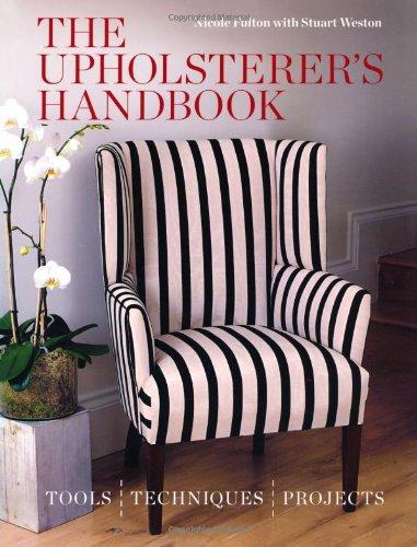 Read Online Upholsterer's Handbook ebook