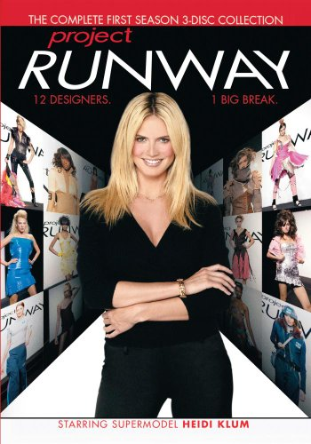 (Project Runway (Yr 1 2004/05 Eps 1-11))