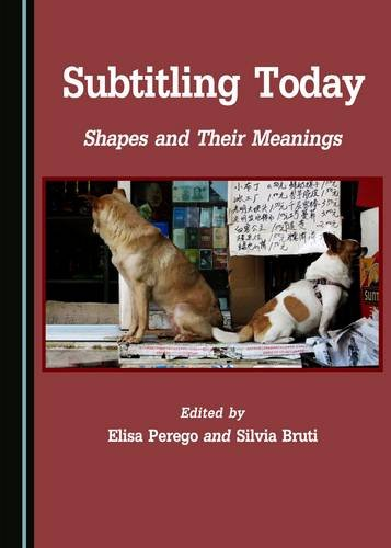 Subtitling Today: Shapes and Their Meanings (Studies in Language and Translation) by Cambridge Scholars Publishing
