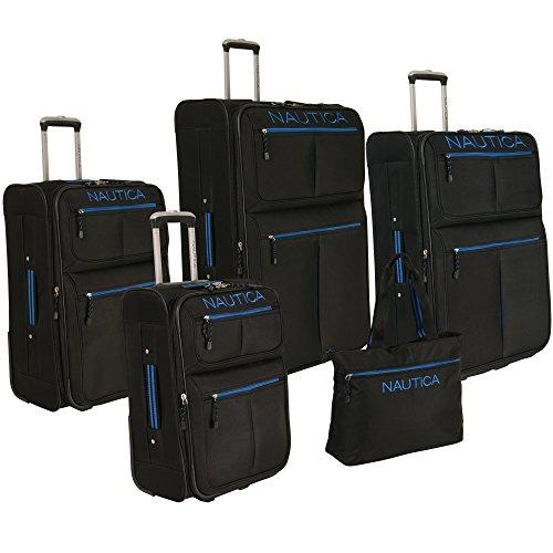 Nautica Maritime Five Piece Luggage