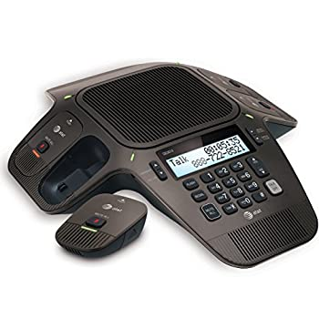Image of Audio Conferencing AT&T SB3014 DECT 6.0 Conference Phone with Four Wireless Mics