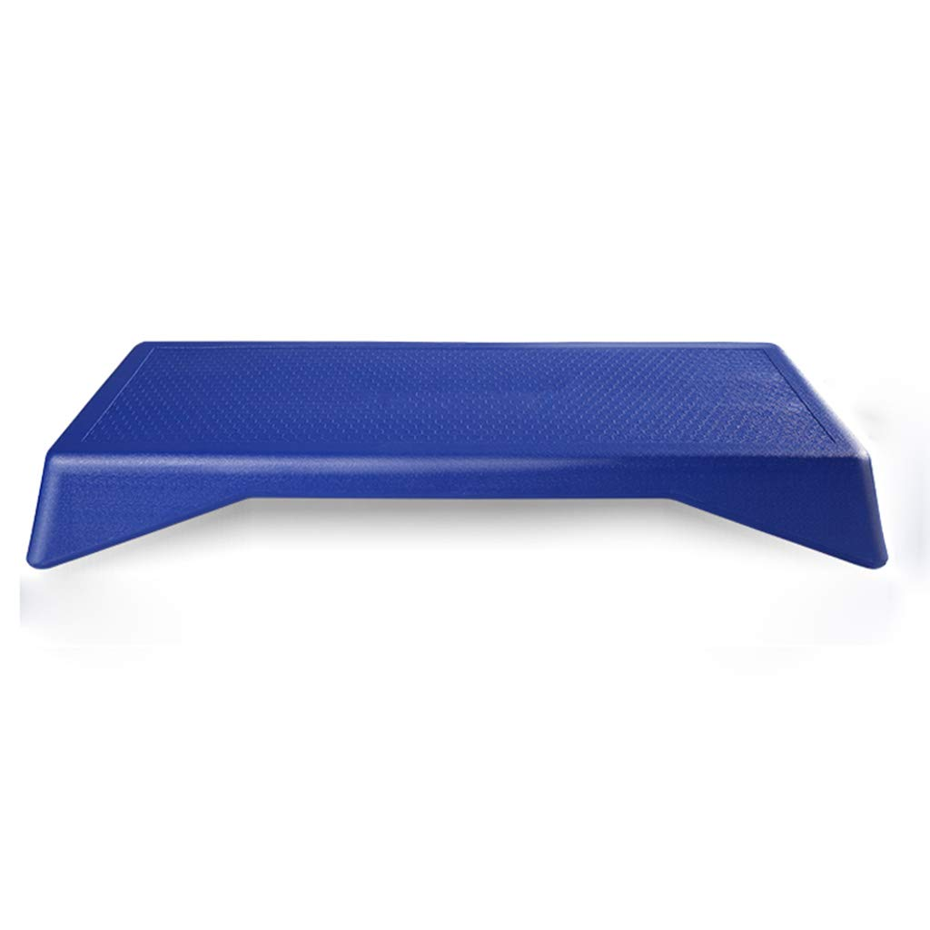 blueee B Aerobic Exercise Rhythm Gymnastics Gym Home Fitness Aerobics Stretch Pedal, Adjustable Height