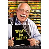 img - for What's for Dinner? (QED Cooks Series) book / textbook / text book