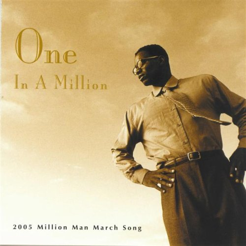 One Man Mp3 Singa: One In A Million By 2005 Million Man March On Amazon Music