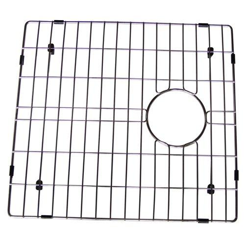 Yosemite Home Decor BG3219BL Bottom Grid for Big Bowl Kitchen Sink - Silver