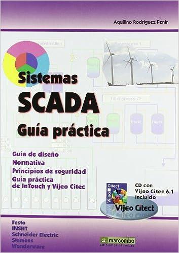 Descarga de libros de texto para ipad Sistemas SCADA - Guía Práctica en español PDF RTF