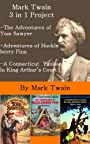 3in1By Mark Twain 1The Adventures of Tom Sawyer 2Adventures of Huckleberry Finn 3A Connecticut Yankee in King Arthur's Court (Annotated)