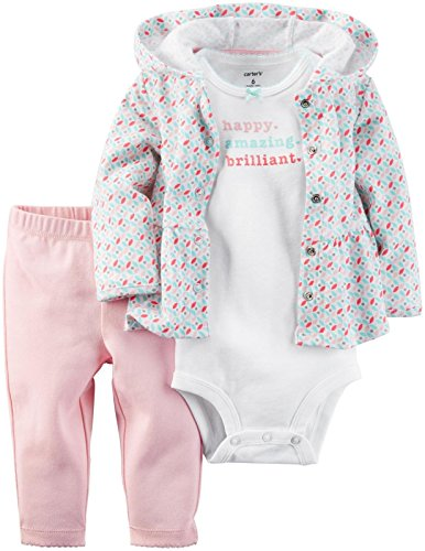 Carters Baby Girls Sets 126g278