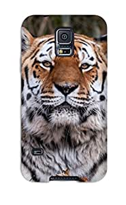 timothy e richey's Shop Cute Tpu TashaEliseSawyer Tiger Case Cover For Galaxy S5 1537532K12873021
