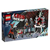 LEGO Movie Lord Business' Evil Lair - 70809