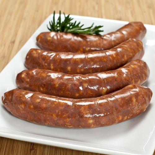 Chorizo Pork Sausage - 1 pack - 4 links - 1 lb