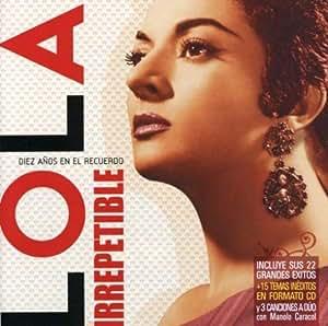 Lola Irrepetible (2 Cd)