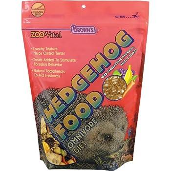 F.M. Brown's Zoo-Vital Hedgehog Food, 2-Pound