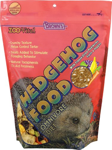 F.M. Brown's Zoo-Vital Hedgehog Food, 2-Pound