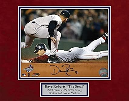 9095f42af Image Unavailable. Image not available for. Color: Dave Roberts Autographed  ...