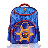 Barcelona Kid's Backpack With Raised Ball Design