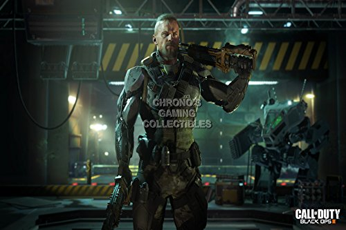 Call of Duty CGC Huge Poster Glossy Finish Black Ops 3 - Specialist Ruin PS3 PS4 Xbox 360 ONE - COD038 (24