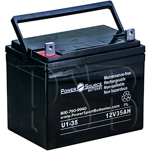 - Power Source 91-225 U1-35 Battery with Handle