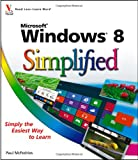 Windows 8 Simplified, Paul McFedries, 111813527X