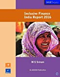 Inclusive Finance India Report 2016 (SAGE Impact)