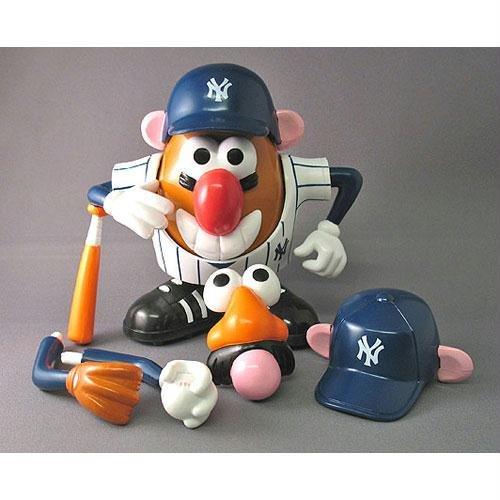 MLB New York Yankees MLB Mr. Potato Head - Football Mr Potato