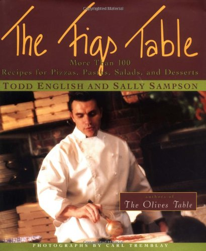 The Figs Table (Powell Chestnut Table)