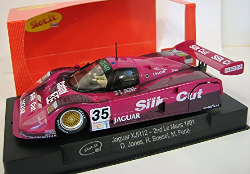 Slot.it Jaguar XJR12 Silk Cut #35 Le Mans 1991 Performance for sale  Delivered anywhere in USA