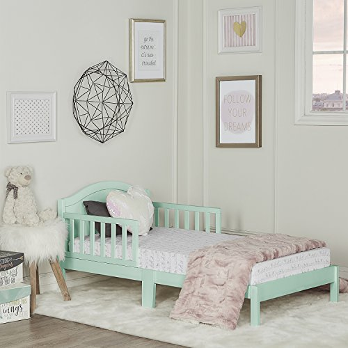 Dream On Me Sydney Toddler Bed in Mint by Dream On Me (Image #1)