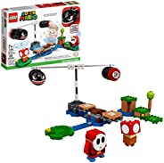 LEGO Super Mario Boomer Bill Barrage Expansion Set 71366 Building Kit; Toy for Kids to Add to Their Super Mari