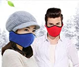 [Large Version]Men Women Winter Cold-proof Mask