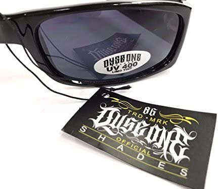 Authentic Dyse One Shades Cali Love Bear Sunglasses California Lowrider Style