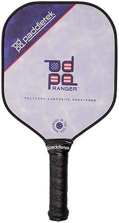Amazon.com: Ranger paddletek Pickleball Paddle, Azul: Sports ...