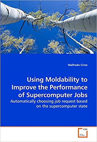 using moldability to improve the performance of supercomputer jobs