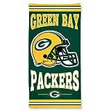 Wincraft R1311BEFR15 30 x 60 - Green Bay Packers, Beach Towel