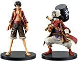 One Piece DXF ~ THE GRANDLINE MEN ~ ONE PIECE FILM Z Vol.1 whole set of 2