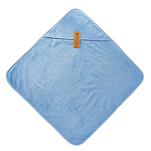 arus Juego de toalla con capucha para bebés, 1 toalla con capucha con 2 Manopla, toalla para bebé con capucha, Baby Toalla, fabricado con certificado GOTS ...