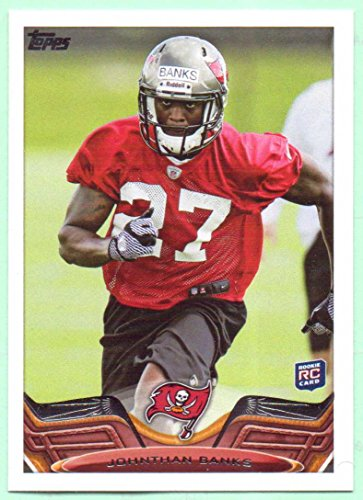 Johnthan Banks 2013 Topps Rookie #172 - Tampa Bay Buccaneers
