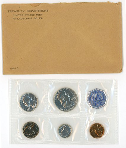1960 P United States Opened Set- Proof ()