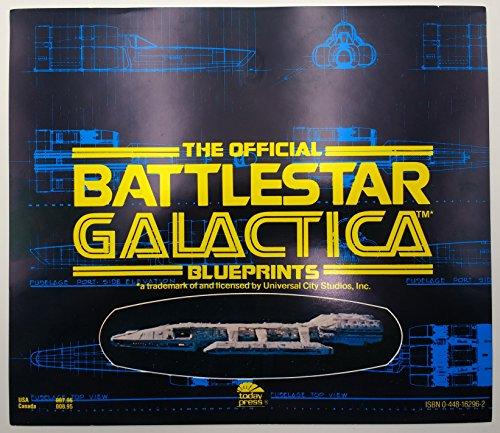 Official Battlestar Galactica Blueprints