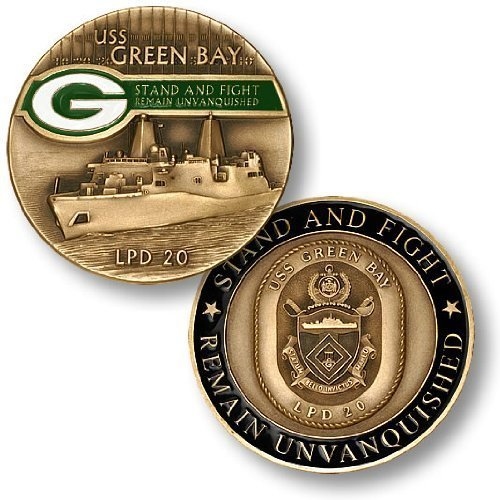 (USS Green Bay Challenge Coin)
